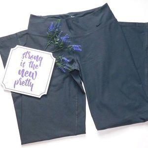 Nike Pants - Nike Legend Dri-fit Training Pants Gray Medium